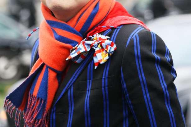 street style Paris iarnă