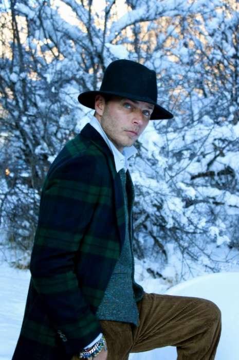 Luca Rubinacci iarnă