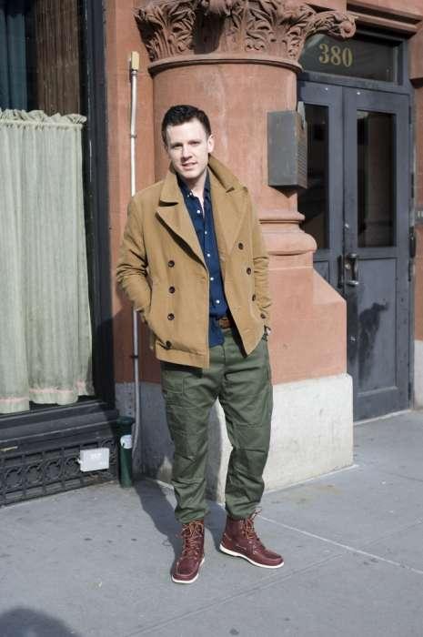 pantalonii în ghete