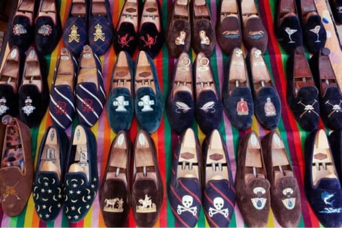 Pantofii prințului Albert