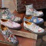 Pantofi florali pentru bărbați