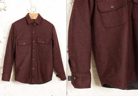 Jacheta tip cămașă