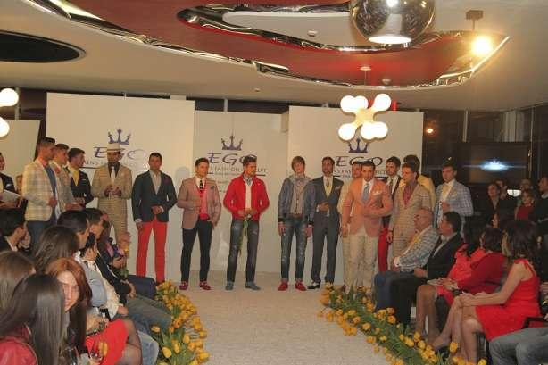 Ego Men Fashion Concept a aniversat doi ani de la inaugurare