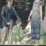 Cum se făcea reclamă acum 90 de ani la costume