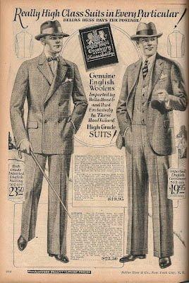 reclamă costume