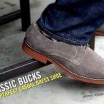 Bucks – încălţămintea de vară