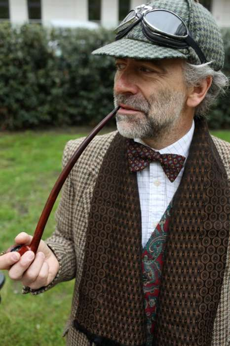 tweed run Londra