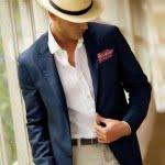 Pălăria de vară panama