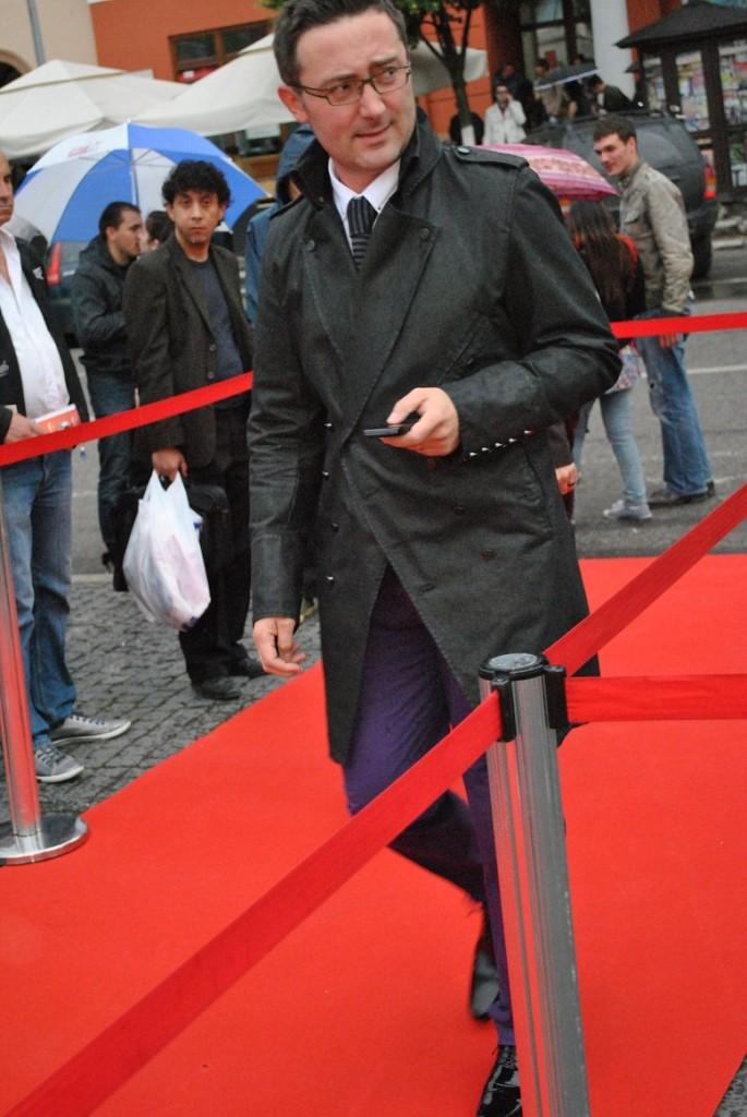 tudor giurgiu, tiff 2012, covorul rosu