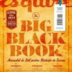 Recenzie Esquire The Big Black Book Vară 2012