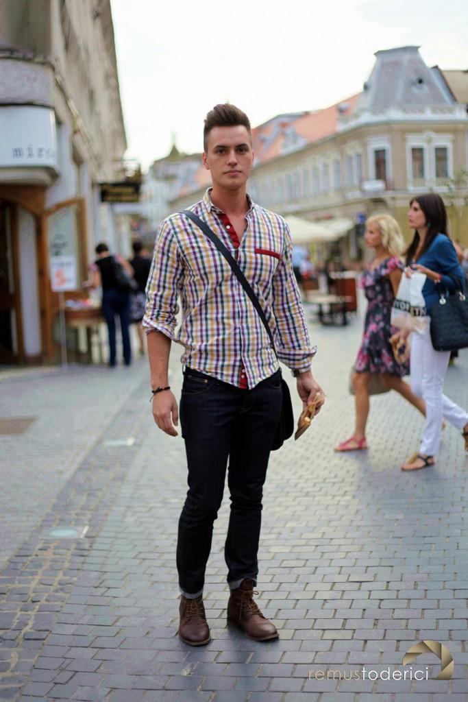 Street style Oradea