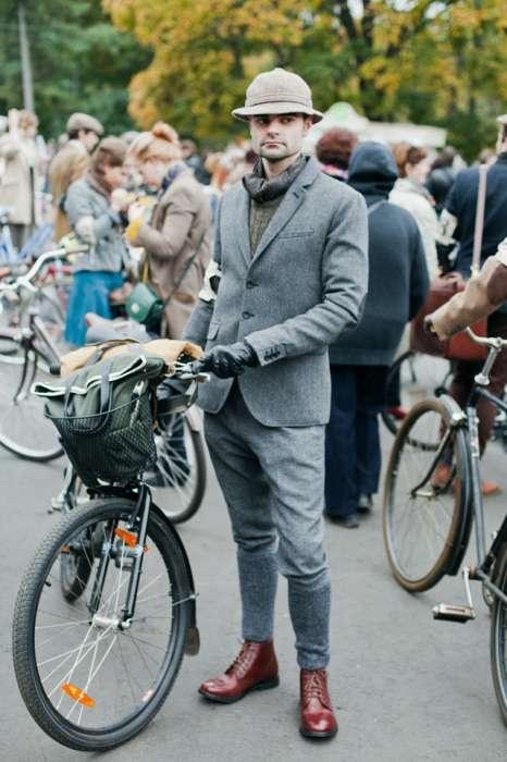 Tweed Ride Moscova