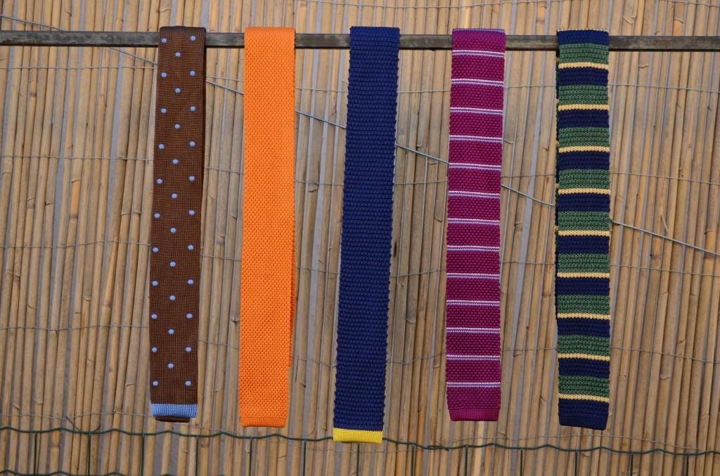 cravate tricotate