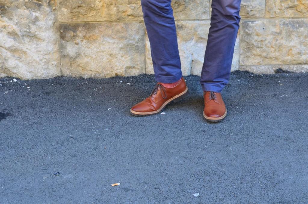 Pantofi maro H&M