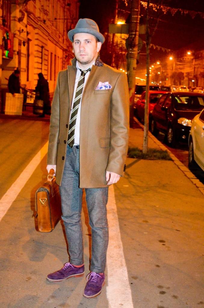 haina de iarna, paltonul