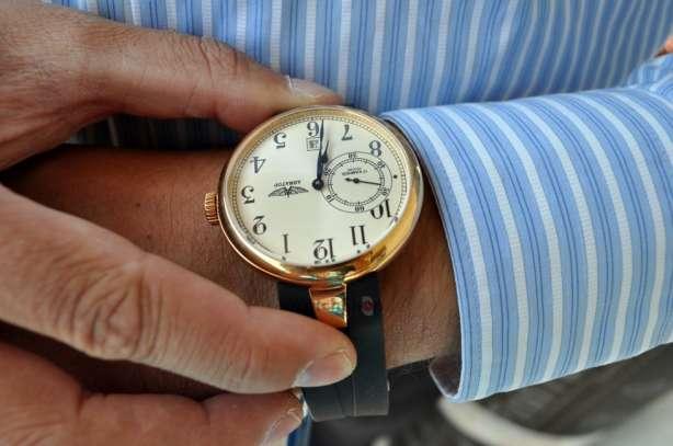 ceasuri rusești bărbați aviator