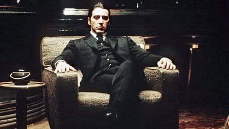 The Godfather filme vestimentar