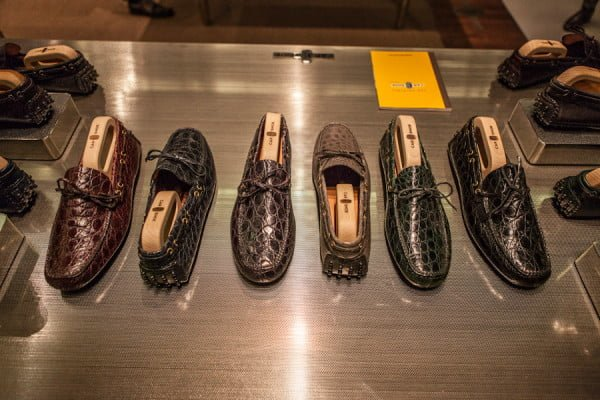 Car Shoes Pitti