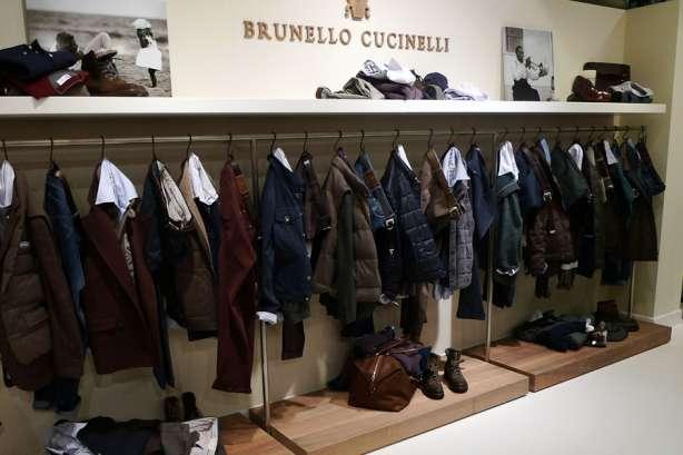 Brunello Cucinelli pItti