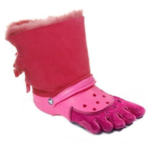 urâți pantofi
