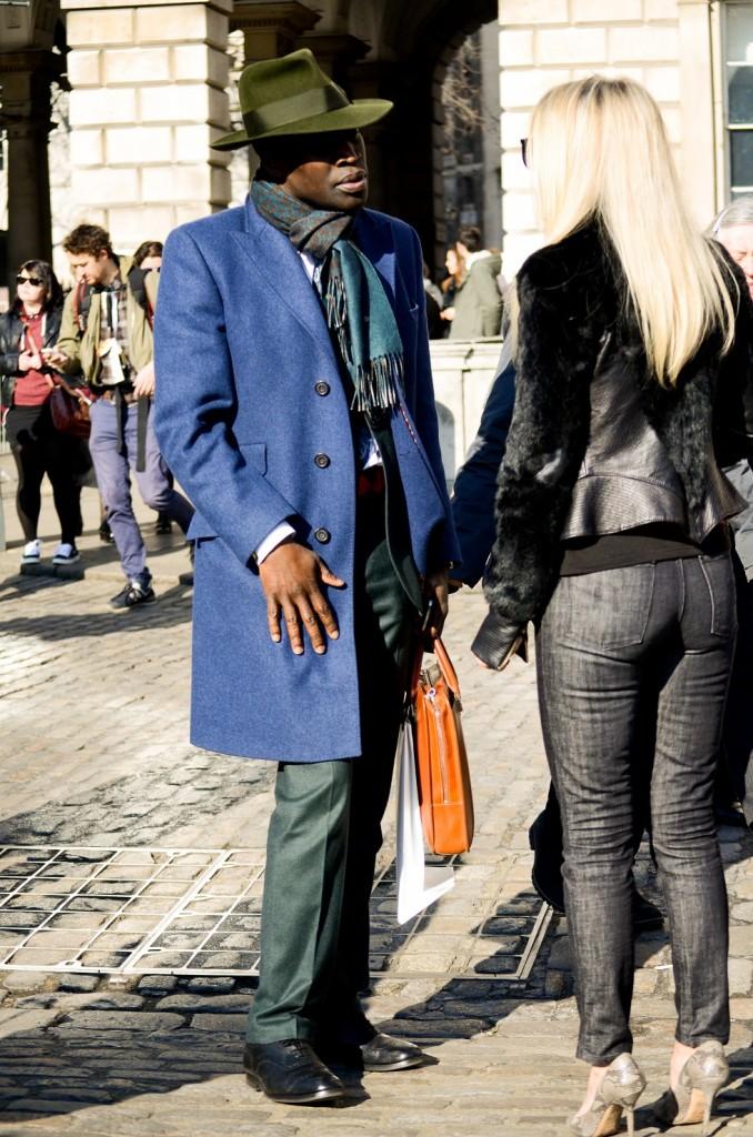 Peroni Nastro Azzurro - London Street Style