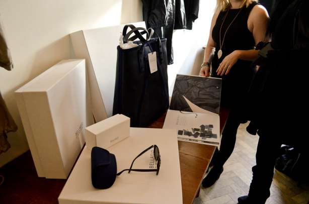 Colectia capsula Antonio Berardi London Fashion Week