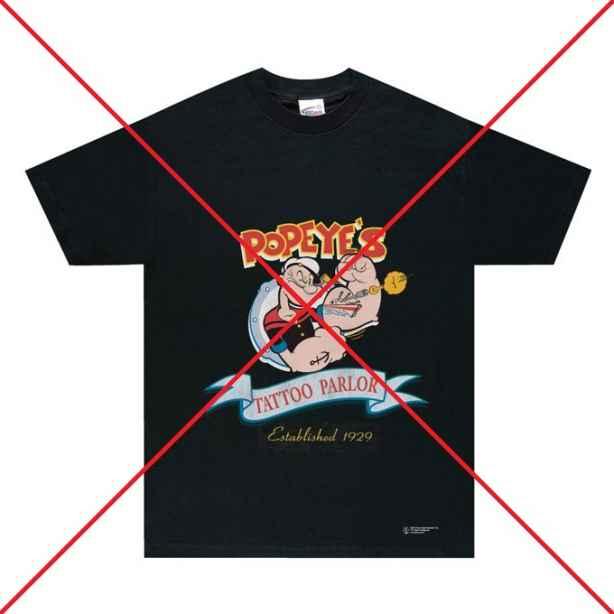 Tricou Popeye