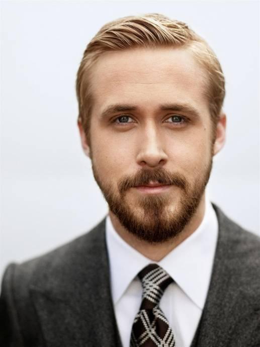 Ryan Gosling gulerul potrivit