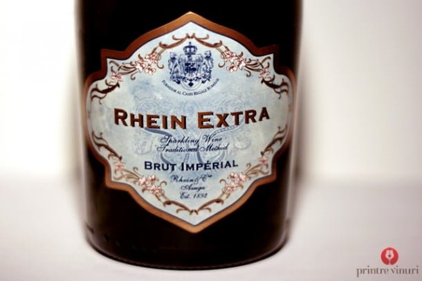 Rhein Extra Brut, Cramele Halewood