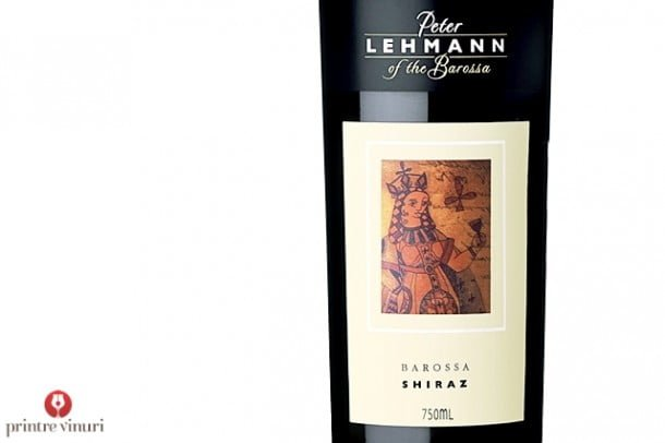 Shiraz 2009, Peter Lehmann