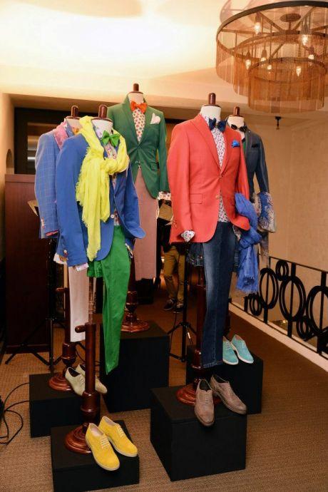 moda barbati 2013, tinute ego men Ego Men's Fashion Concept a celebrat trei ani de activitate