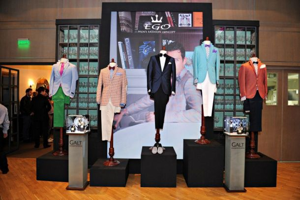 Ego Men's Fashion Concept a celebrat trei ani de activitate