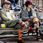 Tweed Run sau eleganța britanică pe bicicletă