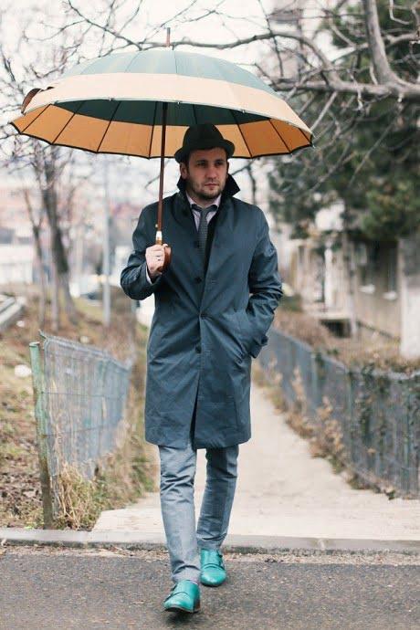 trenci, umbrela