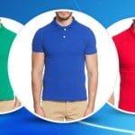 Tricoul polo pentru bărbați