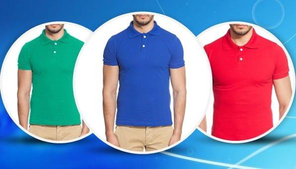 tricoul polo bărbați