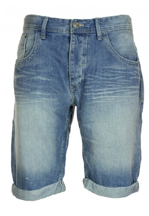 Pantaloni scurți de blug