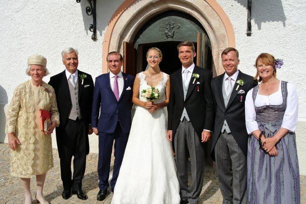 Diplomatul Grecianu  Sebastian la nunta fiului lor
