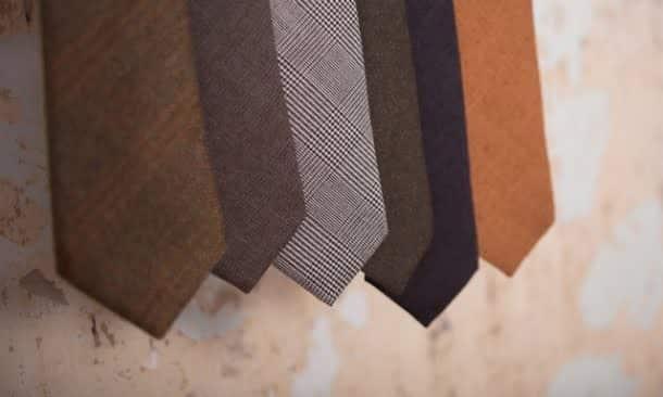 Cravate handmade The Urban Ties
