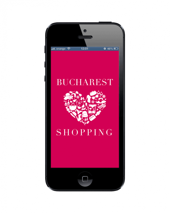 Bucharest Shopping logo