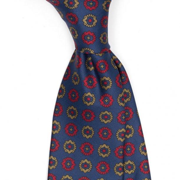 Cravata handmade matase Mac