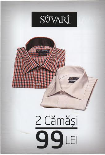 Promotie camasi Suvari