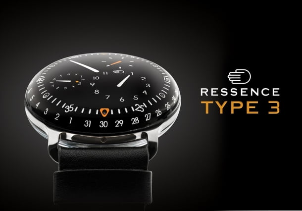 Ressence, Type 3