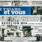 Revelion Alain Delon 2014 by S.T.U.P în București