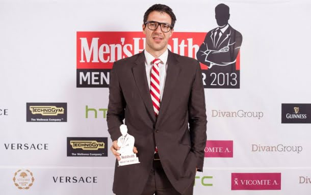 Virgil Stănescu Gala Men's Health