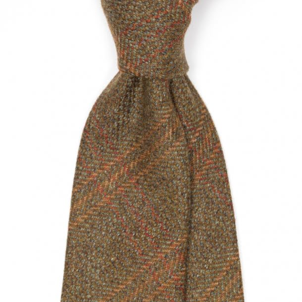 Cravata Tweed