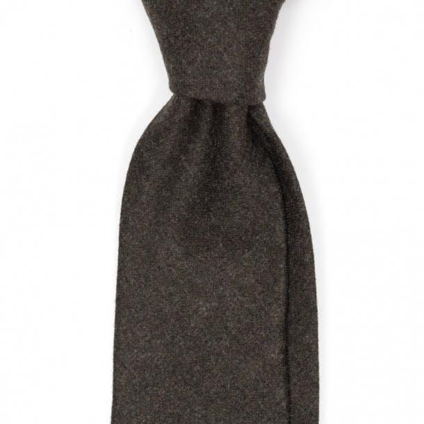 Cravată lână și cașmir