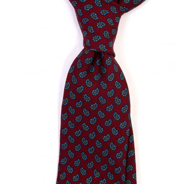 Cravata Paisley