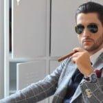 """Interviu cu Cezar """"The Voice"""" Ouatu despre haine și stil"""