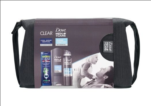 Dove Men+Care Clean Comfort  si Clear!